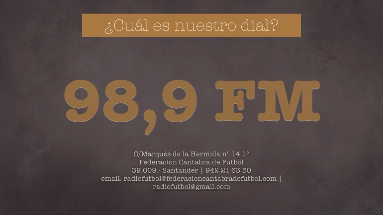 PRESENTACIÓN RADIO FÚTBOL FEDERACIÓN.003