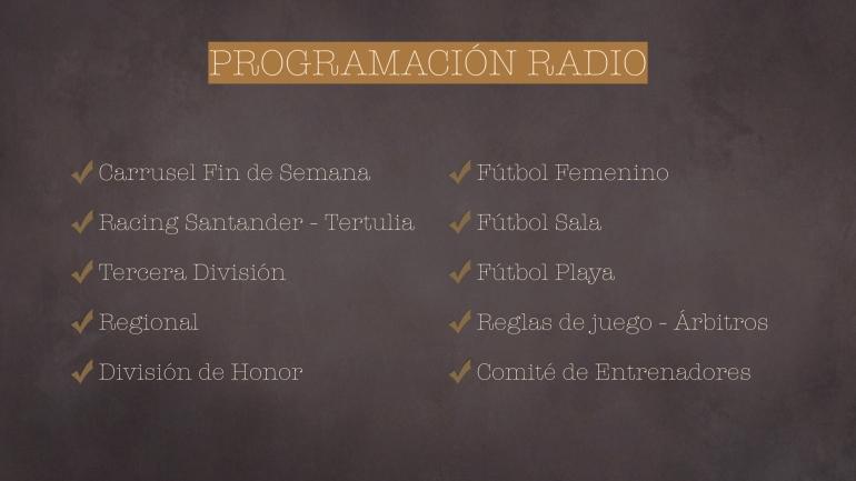 PRESENTACIÓN RADIO FÚTBOL FEDERACIÓN.005