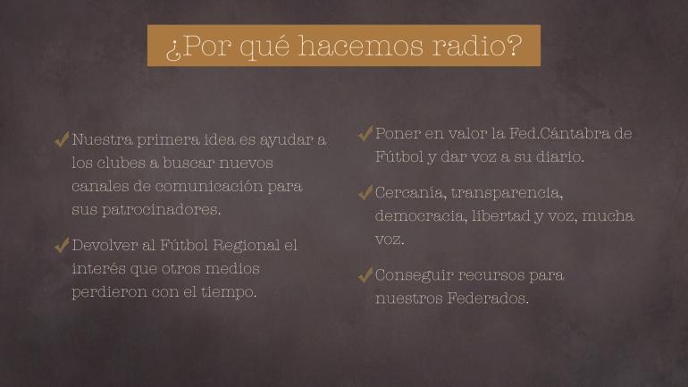 PRESENTACIÓN RADIO FÚTBOL FEDERACIÓN.007